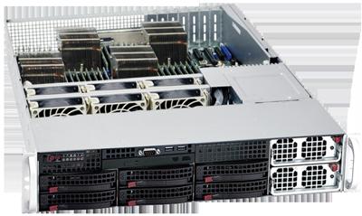 super micro سوپرمیکرو سرور server