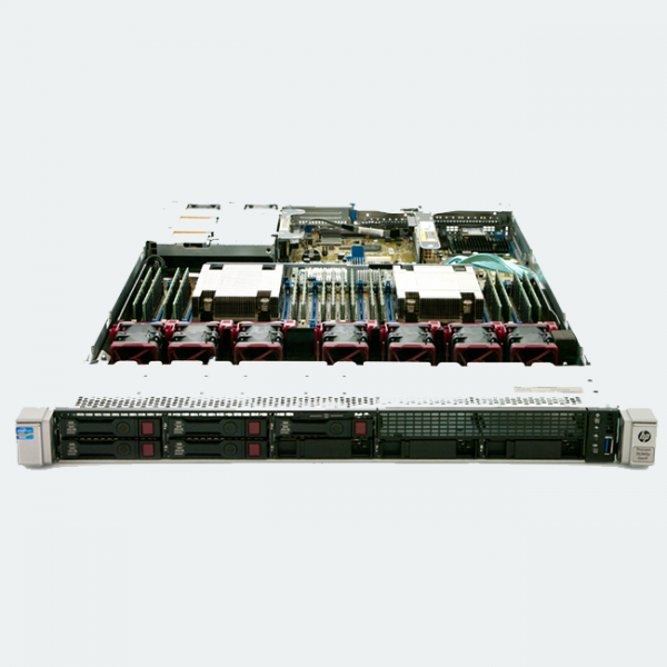 سرور HP Proliant Server DL360 G9