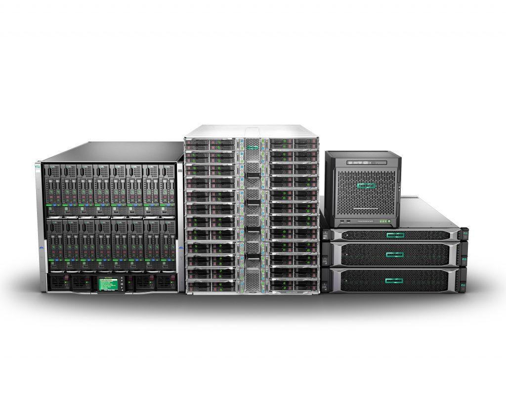 معرفی - سرور اچ پی - نسل دهم - سرور - G10 - GEN10 - سرور HP - HPE - سرور HP - SRVER HPE