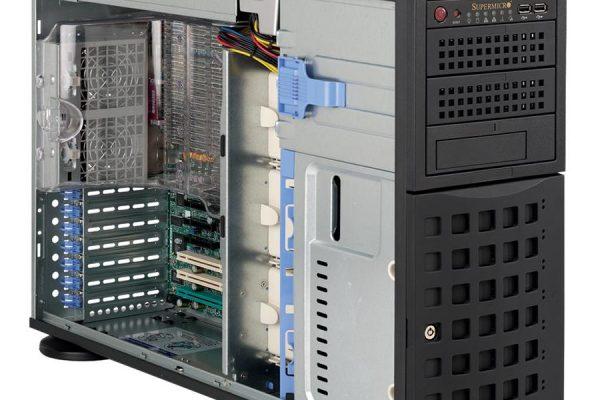 سرور - سرور سوپرمیکرو - سوپرمیکرو - سرور SUPERMICRO - SUPERMICRO - 745TQR-800B - SERVER - SERVER SUPERMICRO - SUPERMICRO 745TQR-800B