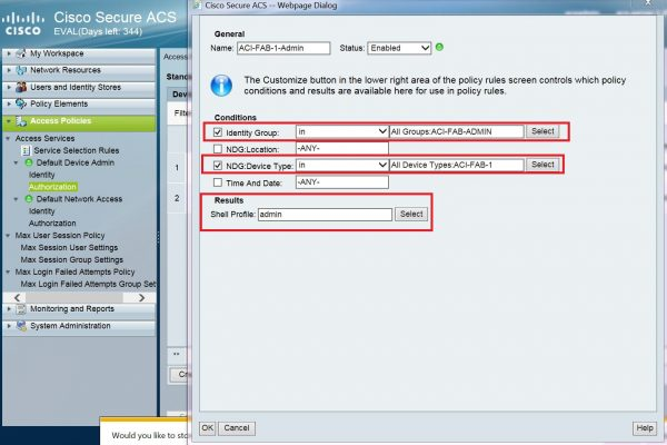 authentication - authorization - accounting - AAA - Cisco - ACS - Router - سیسکو - احراز هویت - روتر - دیتابیس - فایروال - سرور ACS