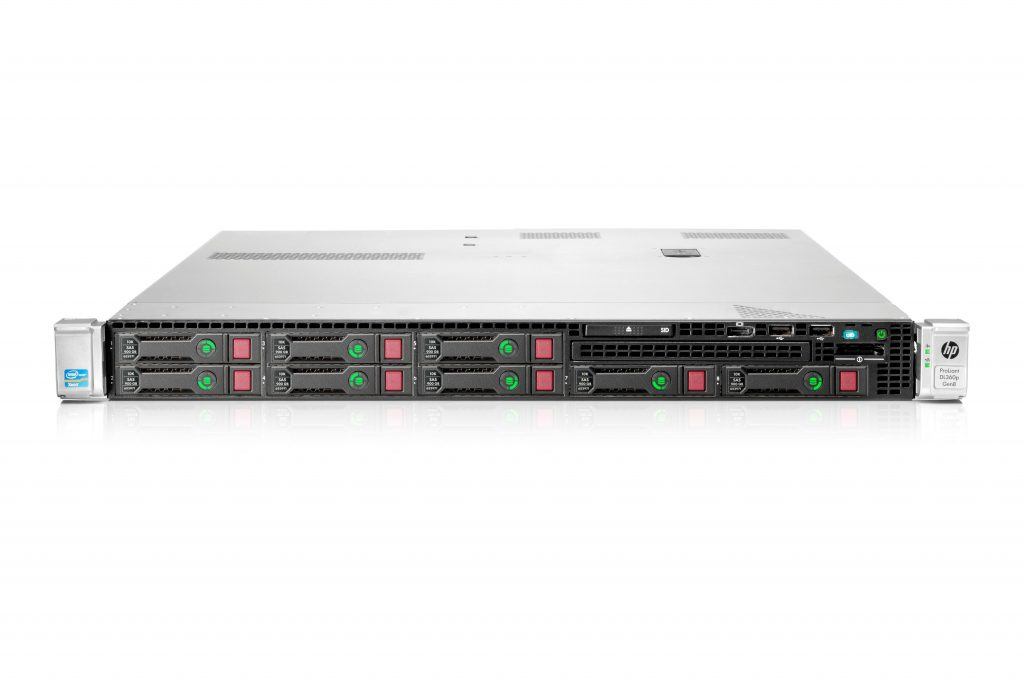 سرور اچ پی HP Proliant Server DL360e G8 | آرسس پارت