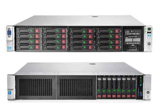 DL380 G9 - HP SERVER - HPE DL 380 G9 - نسل هشتم و نهم سرور HPE DL 380