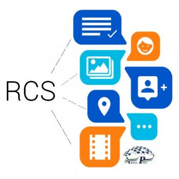 RCS - آر اس سی - SMS - Instant Messaging - Rich Communication Service