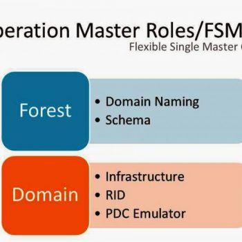 اف اس ام او - FSMO - FSMO - Active Directory Schema - Add or Remove Snap-ins - MMC - Schema Master - Schema - Infrastructure Master