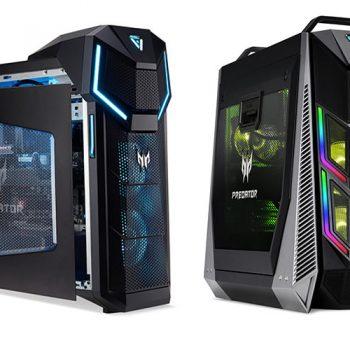 intel - اینتل - گیمینگ - ایسر - accer - echoer - gaming - Predator Orion - کارت گرافیک - پردازنده - کامپیوتر - computer