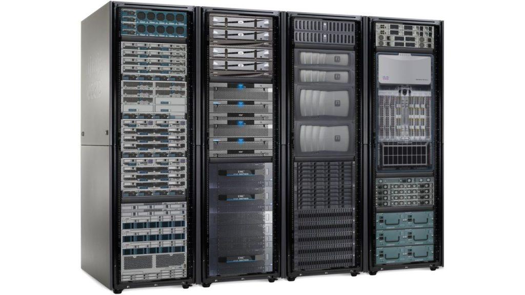 Cisco UCS - Cisco Server - سرور سیسکو
