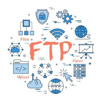 FTP - FTP Server - پروتکل اف تی پی - اف تی پی