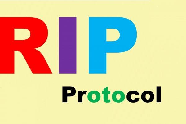 RIP - پروتکل RIP
