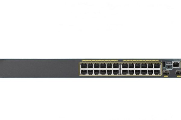 سوییچ - Cisco - سیسکو - WS-C2960X-24TS-L
