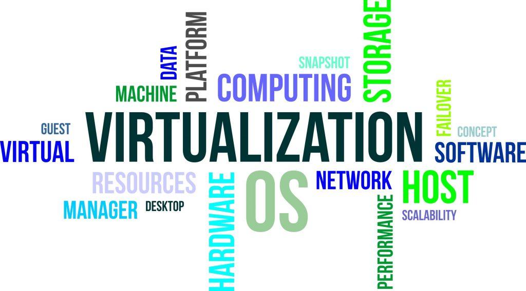 مجازی سازی - Virtualization