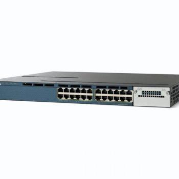 سوییچ - Cisco - سیسکو - WS-C3560X-24P-S