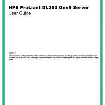 سرور اچ پی - سرور - HPE Proliant - DL360 Gen9