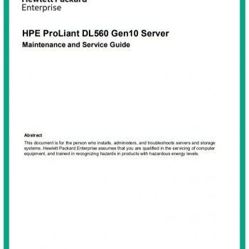 سرور اچ پی - سرور - HPE Proliant - DL560 Gen10