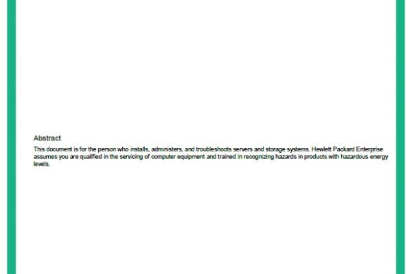 سرور اچ پی - سرور - HPE Proliant - DL60 Gen9