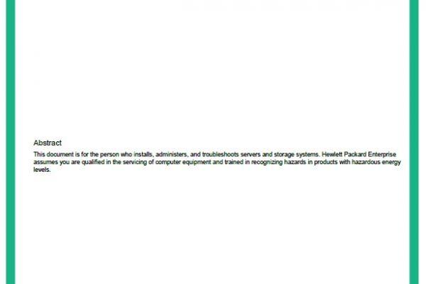 سرور اچ پی - سرور - HPE Proliant - DL80 Gen9