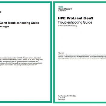 HPE ProLiant GEN9 - سرور - اچ پی