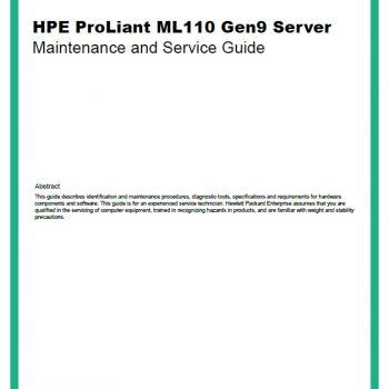 سرور اچ پی - سرور - HPE Proliant - ML110 GeACn9