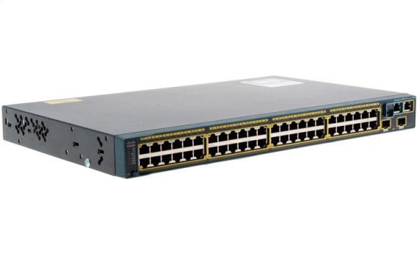 سوییچ - Cisco - سیسکو - Cisco C2960X-48TS-L