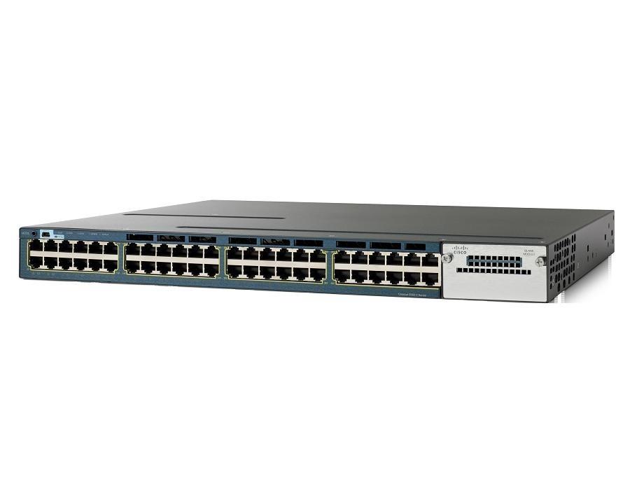 سوییچ - Cisco - سیسکو - WS-C3560x-48T-s