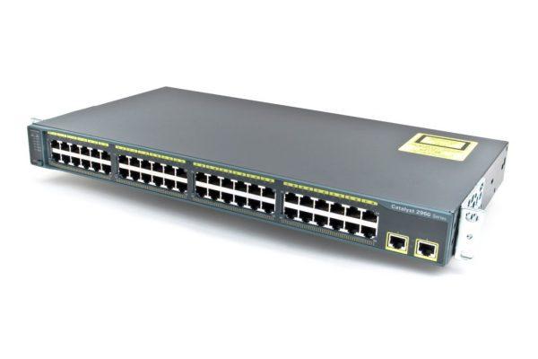 سوییچ - Cisco - سیسکو - WS-C2960-48TT-L
