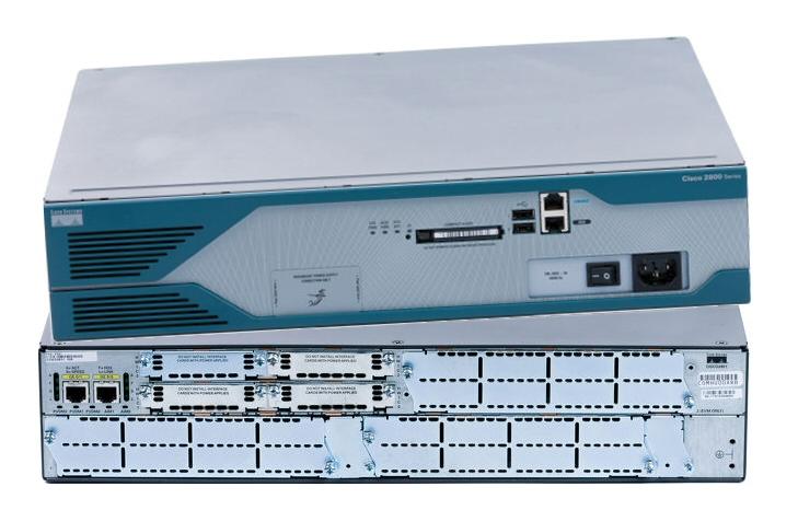 روتر - سیسکو - CISCO 2851