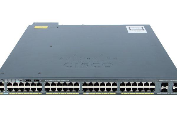 WS-C2960XR-48TS-I - سیسکو - Cisco - سوییچ