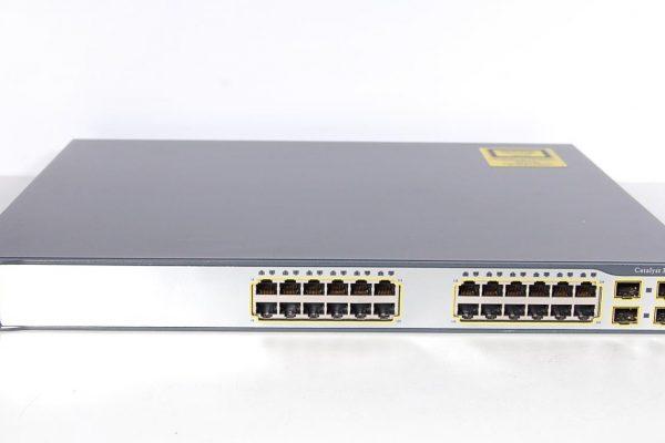 سوییچ - Cisco - سیسکو - WS-C3750G-24TS-S1U