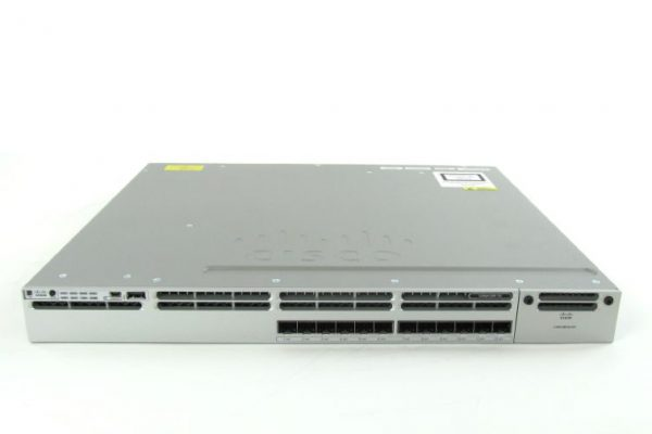 WS-C3850-12s-S - Cisco - سوییچ - سیسکو