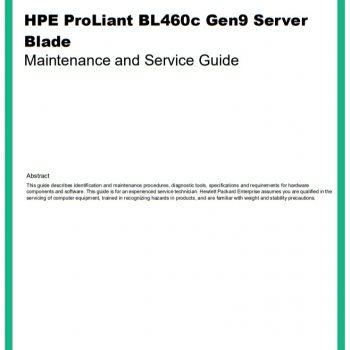 BL460c Gen9 - سرور اچ پی - سرور - HPE Proliant