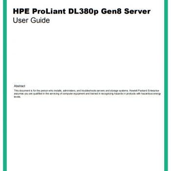 DL380p Gen8 - سرور اچ پی - سرور - HP Proliant