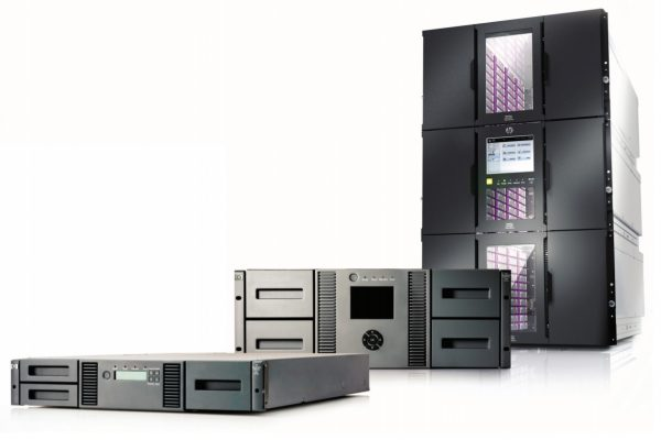 StoreEver - Tape - HPE