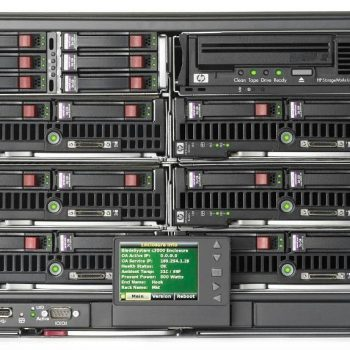 BladeSystem - c3000 - HPE