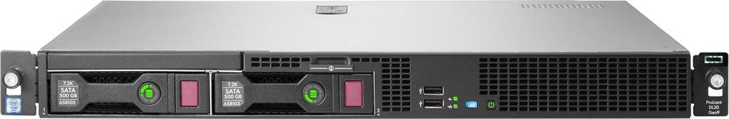 سرور DL20 Gen 9